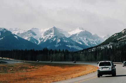 Названы самые популярные направления для путешествий на автомобиле