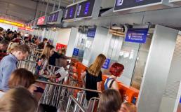 В аэропортах Варшавы появятся биометрические ворота
