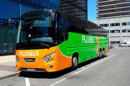 FlixBus анонсировал маршруты с Украины