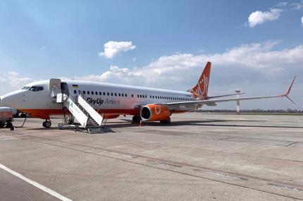 SkyUp начнёт летать из Киева во Львов