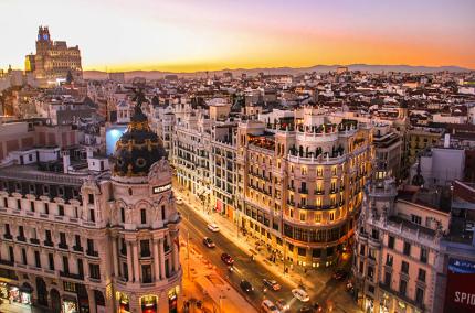 В Мадриде могут отменить зону с нулевыми выбросами, чтобы вернуть пробки