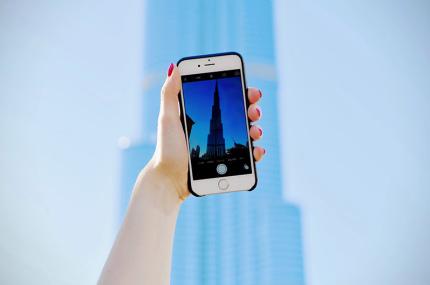 В Дубае начали выдавать туристам бесплатные SIM-карты