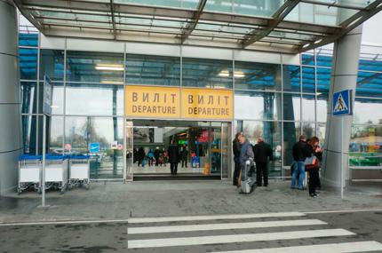 Аэропорт Жуляны закроется на 10 дней