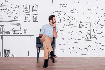 Исследование показало, что путешественникам с большой зарплатой сложнее расслабиться