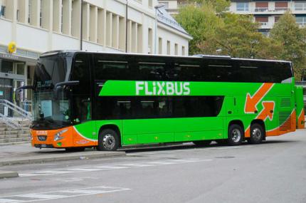 FlixBus собирается создать аналог BlaBlaCar