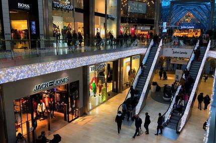 В торговом центре Dubai Mall теперь можно пройти регистрацию на рейс