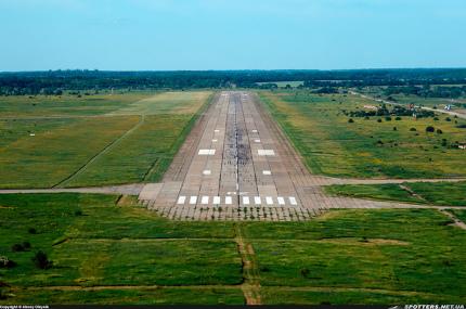 Аэропорт Запорожья закроется на ремонт