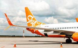SkyUp анонсировал новые внутренние рейсы в Харьков, Львов и Запорожье