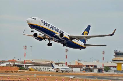 Ryanair повысил стоимость регистрации багажа и приоритетной посадки