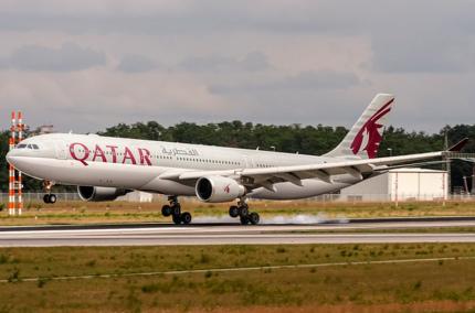Qatar Airways дарит скидку за бронирование ночью и через приложение