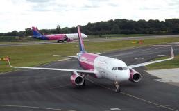 Wizz Air анонсировал 6 новых рейсов из Одессы