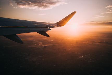 Названы самые пунктуальные в Украине авиакомпании