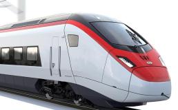 Из Швейцарии в Италию запустят новый скоростной поезд