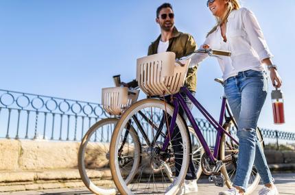 Nestle будет выпускать велосипеды из кофейных капсул