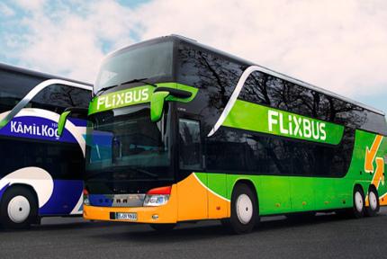 FlixBus будет работать в Турции