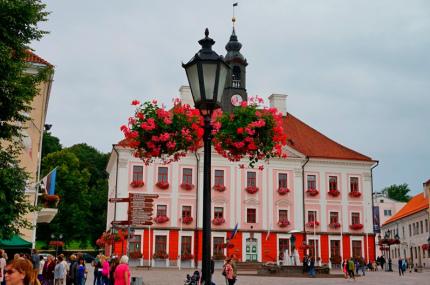 Эстонский город Тарту назвали культурной столицей Европы 2024