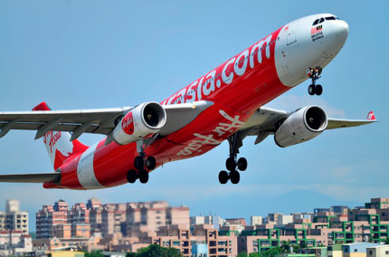 AirAsia распродаёт билеты со скидкой 20%