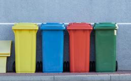 В украинских отелях начнут сортировать мусор