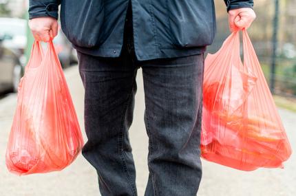 Германия запретит одноразовые пластиковые пакеты
