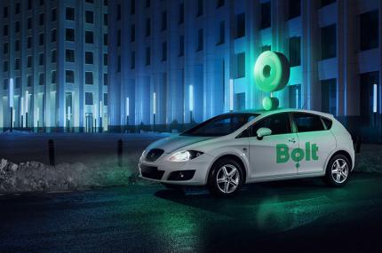Bolt будет компенсировать выбросы углерода