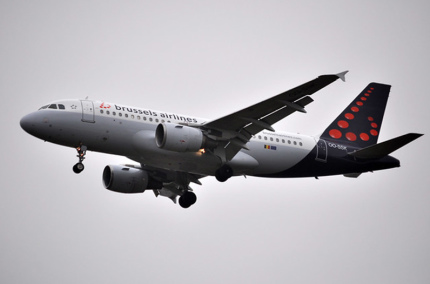 Brussels Airlines больше не будет летать в Украину