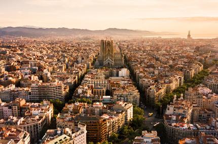 Барселона вводит запрет на старые авто