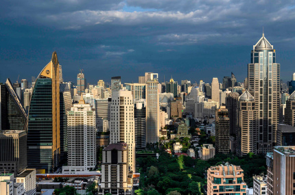 В Таиланде хотят сменить столицу из-за пробок