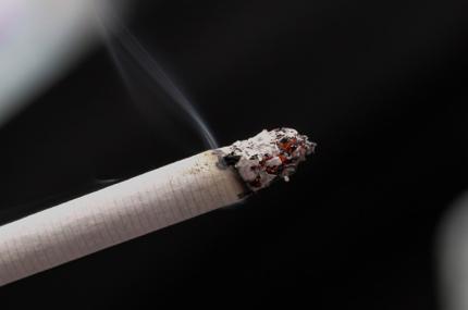 На греческом острове запретили курение