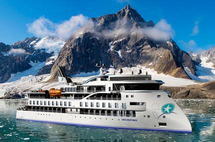 Норвежцы разработали круизный лайнер, на котором не укачивает