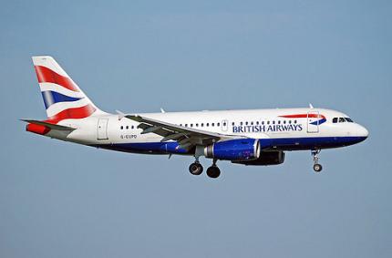 British Airways упростит процесс регистрации на рейс