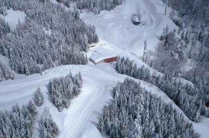 Черногория открывает горнолыжный сезон