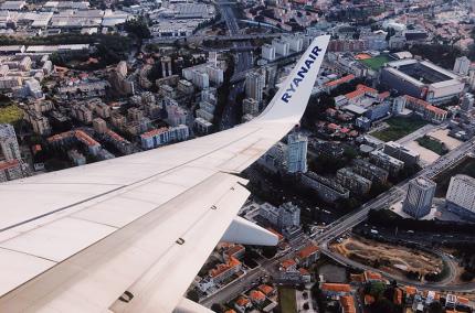 Ryanair изменил свои тарифы