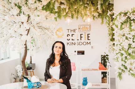 В Дубае открыли музей селфи