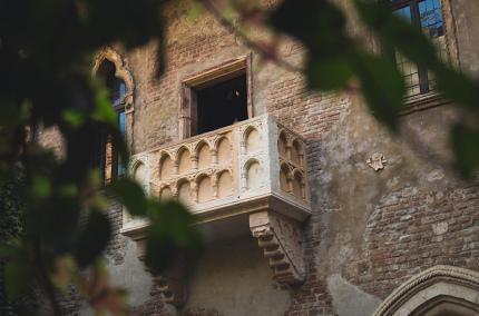 Airbnb разыграет ночь в доме Джульетты в Вероне