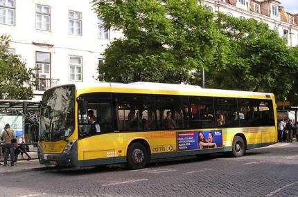Автобусы Лиссабона перешли на пищевое биотопливо