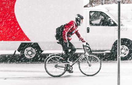 Езда на велосипеде продлевает жизнь