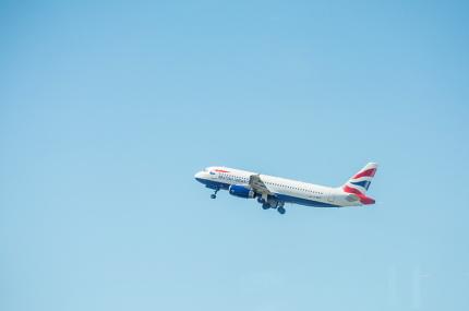 Пассажирский самолёт совершил перелёт над Атлантикой на рекордной скорости