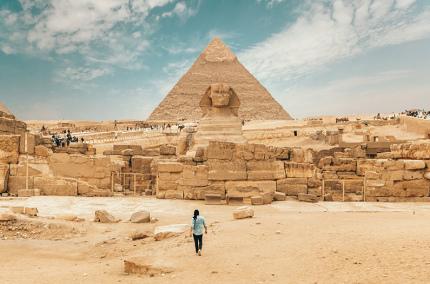 Египет ужесточил наказание за подъём на пирамиды
