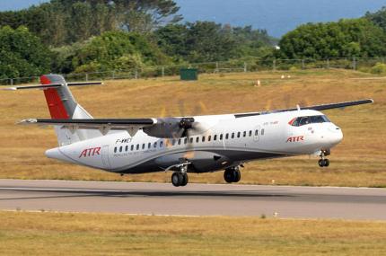 Windrose Airlines обновила полётную программу внутри Украины
