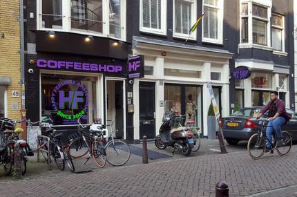 Мэр Амстердама хочет запретить продажу каннабиса туристам