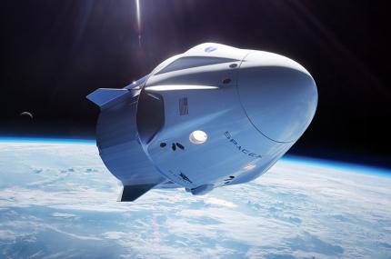 SpaceX обещает отправить первых туристов в космос в 2021 году