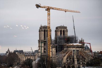 В Париже откроется музей Крипты паперти Нотр-Дам