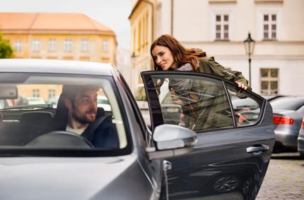 Украинские пользователи Uber вошли в пятёрку самых вежливых