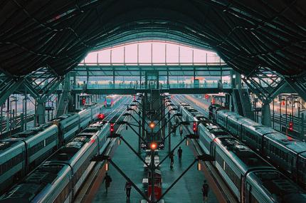Выбрана лучшая железнодорожная станция Европы