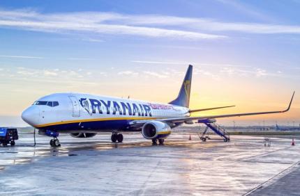 Ryanair рассматривает аэропорты Днипра и Одессы