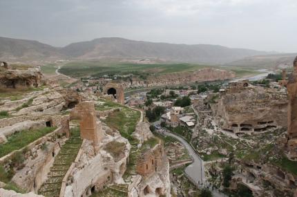 В Турции затопят древний город