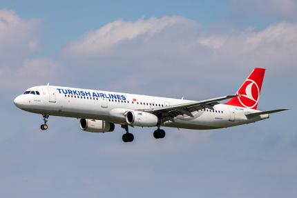 Turkish Airlines снизила цены на билеты из городов Украины в Стамбул