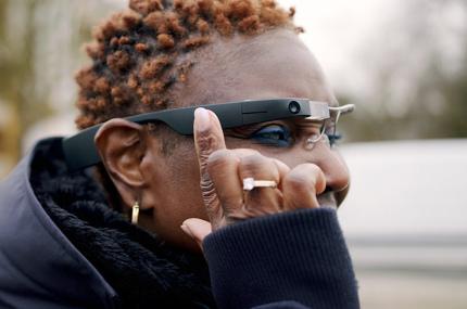 Нидерландский стартап адаптировал Google Glass для слепых и слабовидящих