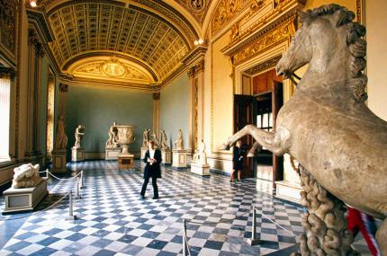 Выбраны музеи, которые предлагают лучшие виртуальные туры