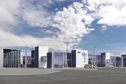 В Днепре показали дизайн нового терминала аэропорта